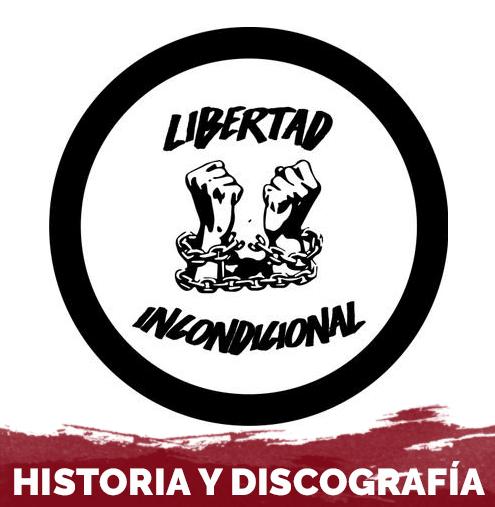 Logo de libertad incondicional