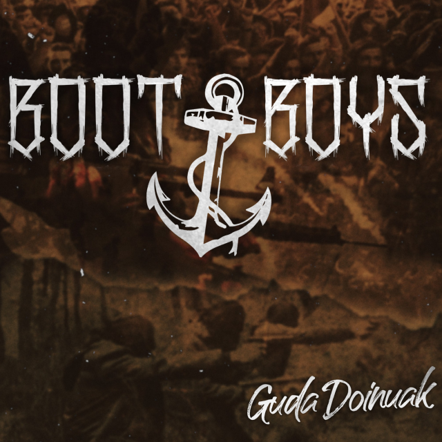 "Ya esta disponible ""Guda doinuak"" de Boot boys."